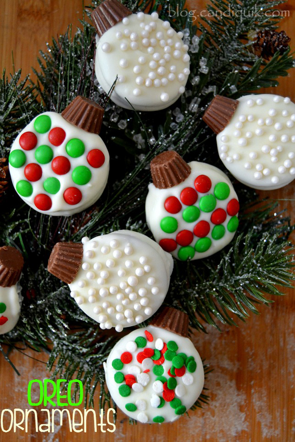 25 adorable christmas treats
