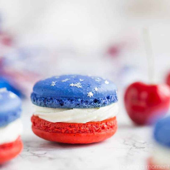 20 Red White And Blue Desserts For The Fourth Of July