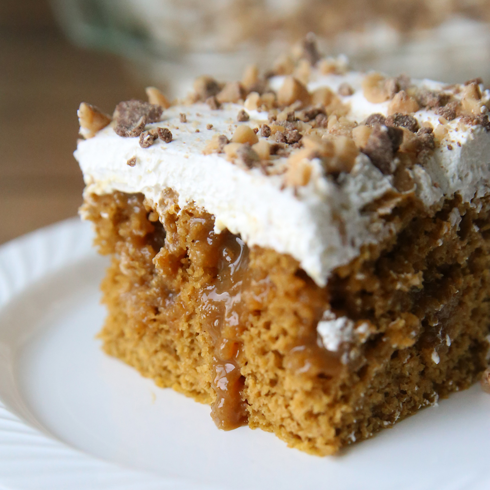 And Easy Quick Recipe Cake Caramel