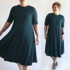 Easy Swing Dress Patterns for Sewing