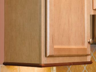 Hardwood Kitchen Cabinets Custom Built Evansville