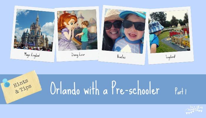 Photos of Orlando with a Toddler or Pre-schooler