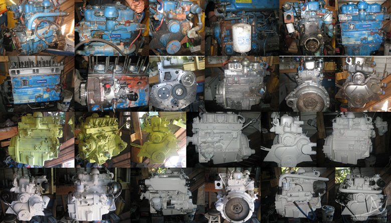 Engine Sequence sml 780