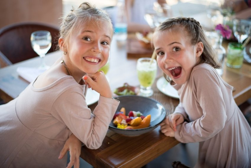 My crazy girls