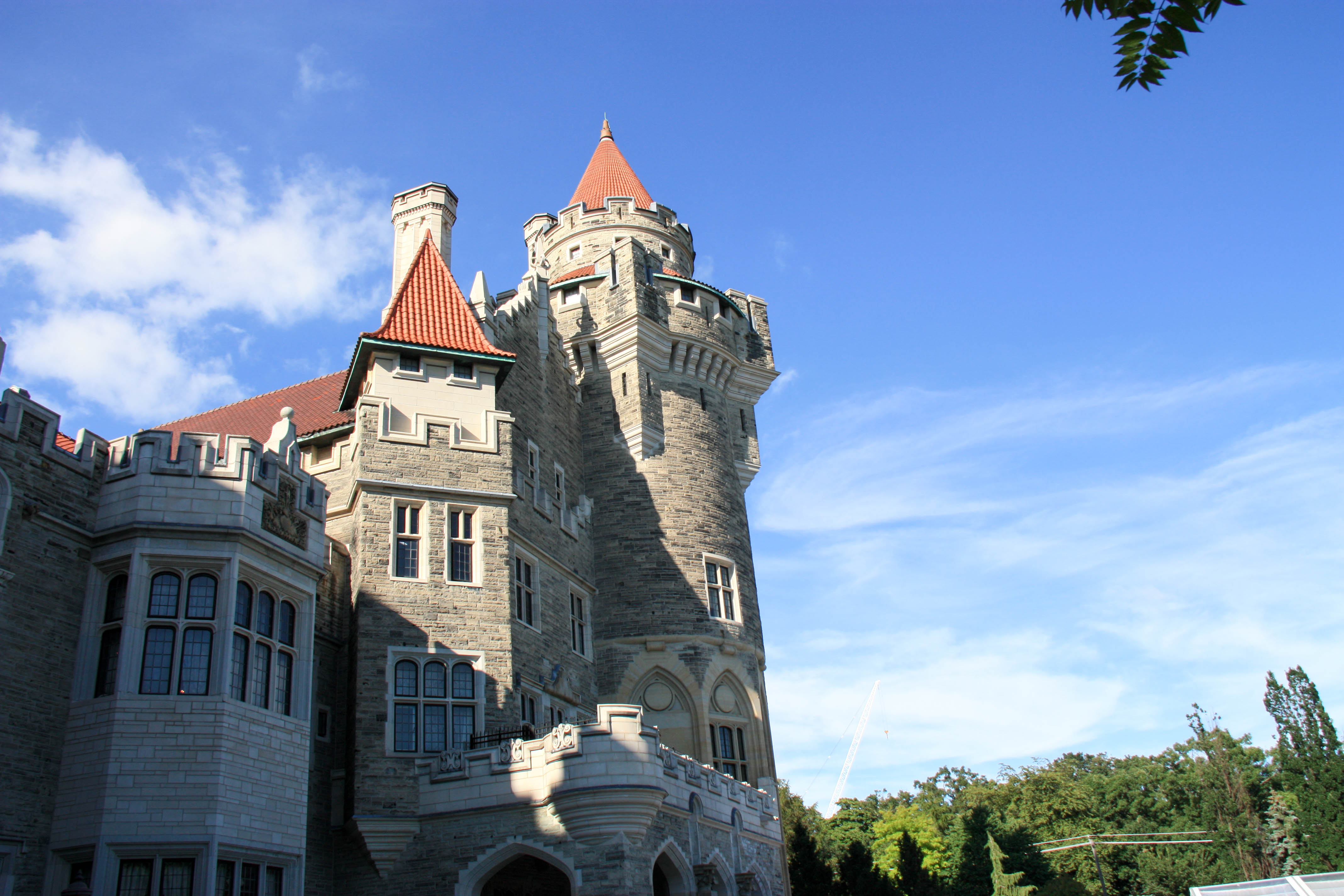 Casa Loma Castle. The Power of Beethoven