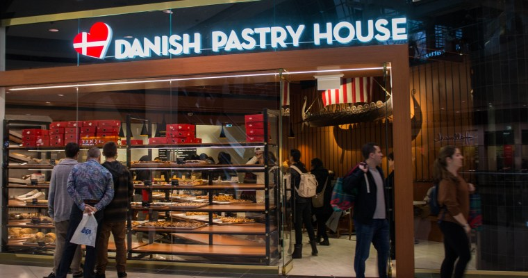 Danish Pastry House Eaton Centre