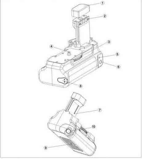 Cheap Canon BG-E3 Battery Grip| CANON BG-E3 BATTERY GRIP F
