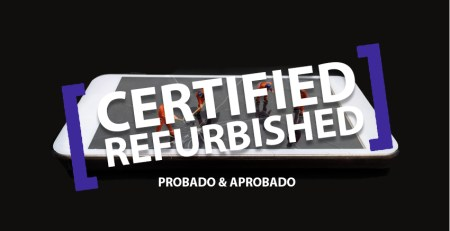 refurbished o remanufacturado
