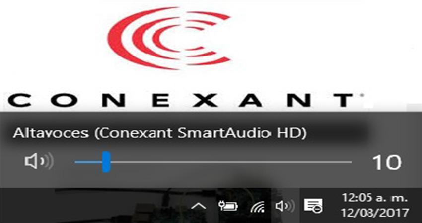 Audio Conexant