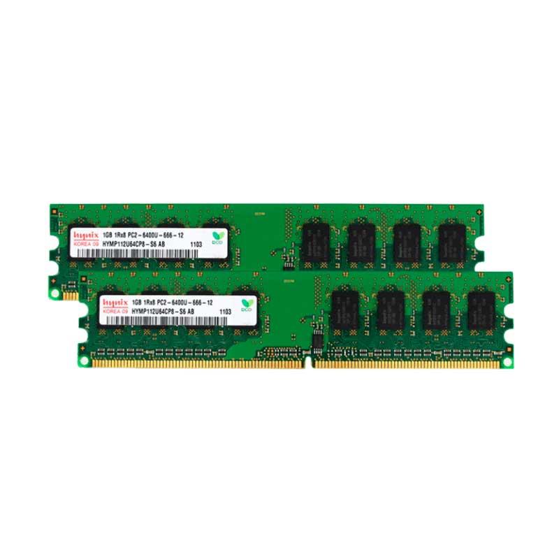 Memoria DDR2 667 1GB