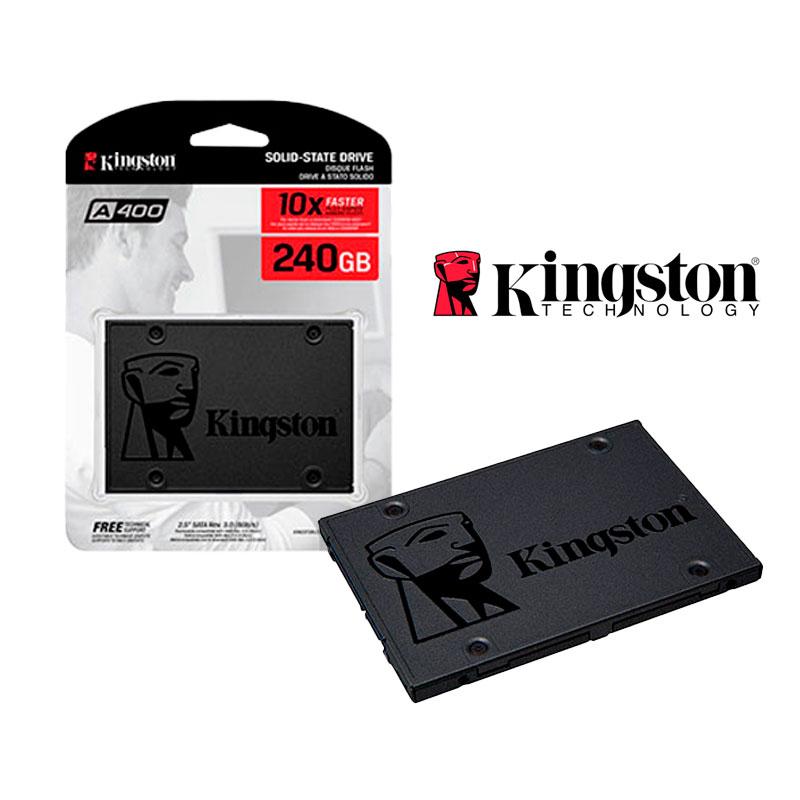 SSD SATA 240GB Kingston