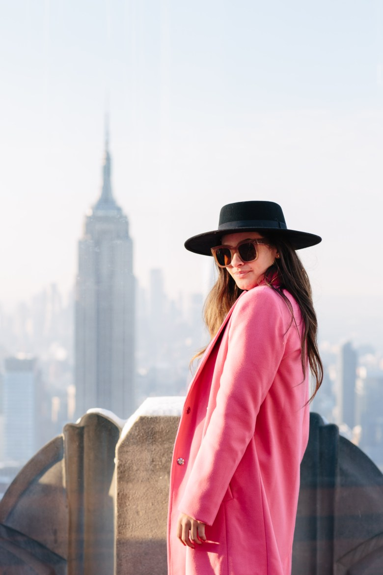 New Blog: The Champagne Edit, EST. 2018 by NYC fashion blogger The Champagne Edit