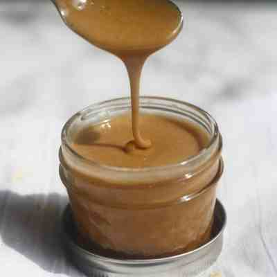 PB Maple Drizzle