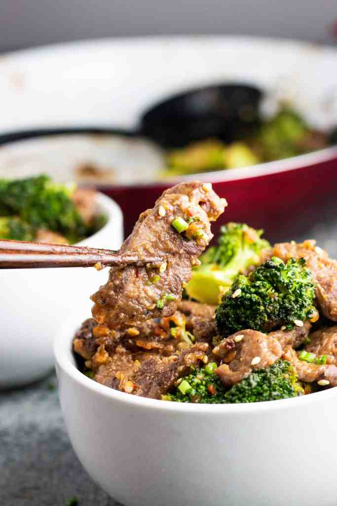 Healthy Beef and Broccoli Recipe