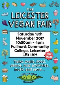 Leicester Vegan Fair
