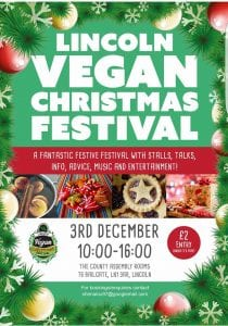 Lincoln Vegan Xmas Fest