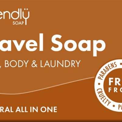 Travel Soap