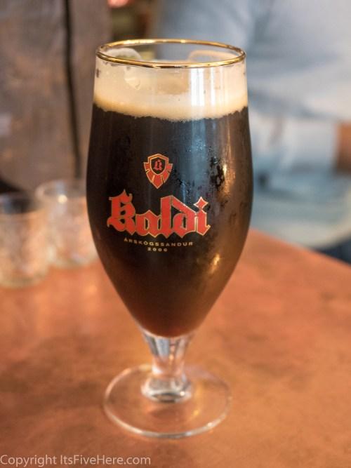 Kaldi Bar 2