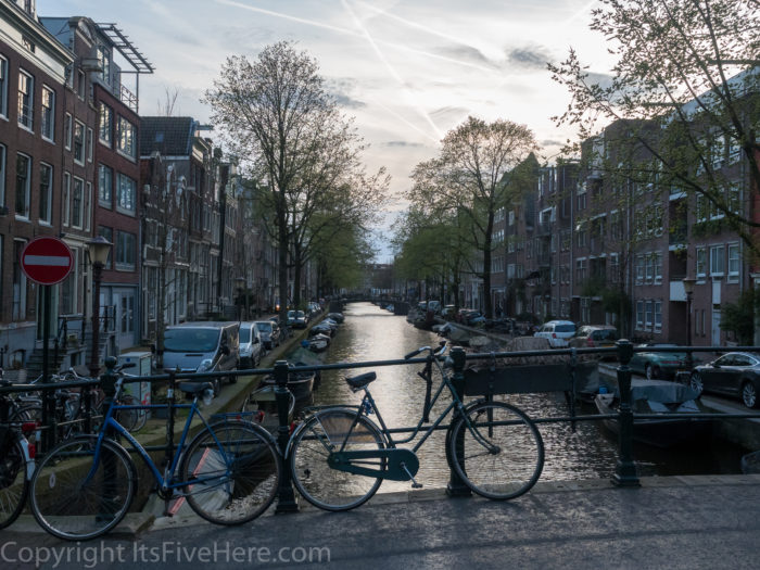 How To Fall in Love with Amsterdam in 72 Hours - It's Five O'Clock Here