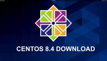CentOS 8.4 update Release Download