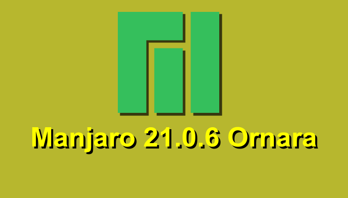 Manjaro 21.0.6 download