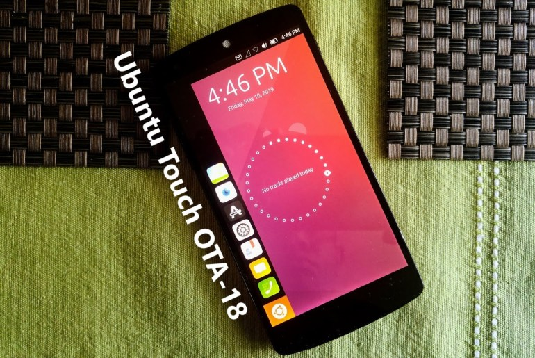 Ubuntu Touch OTA-18 Provided for Testing