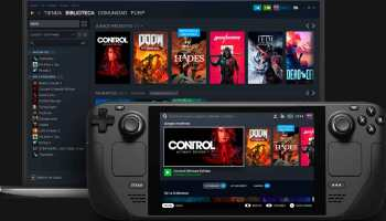 Valve Announced Steam Deck, its Hybrid Console With Linux