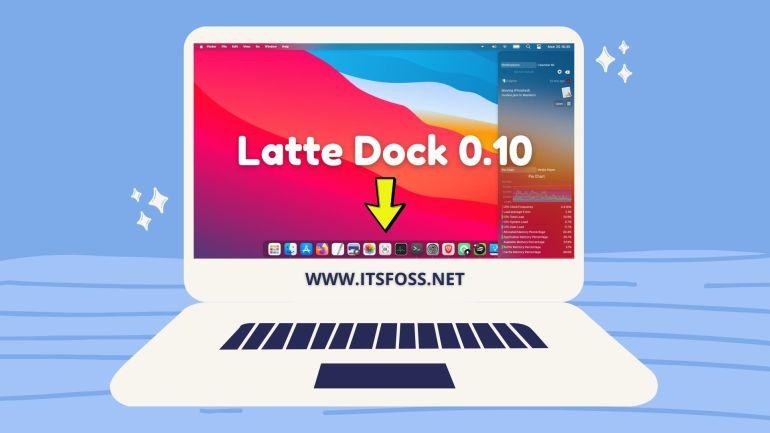 Soporte Latte Dock 0.10 para GNOME y XFCE
