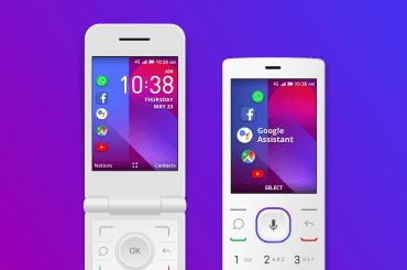 KaiOS 3.0 with the current Gecko 84.0 is distributed