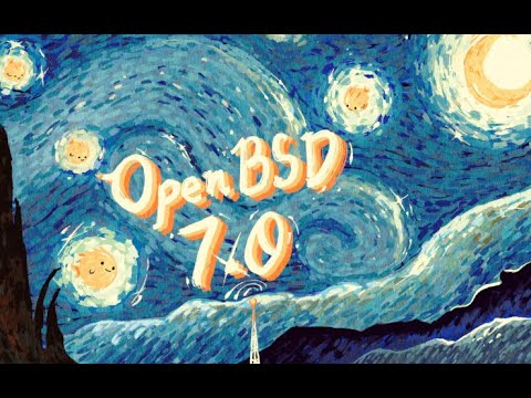 OpenBSD 7.0 Released