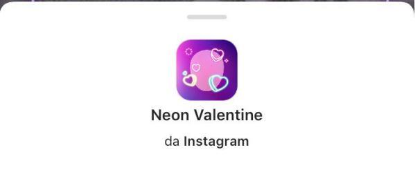 filtro instagram stories in gotta