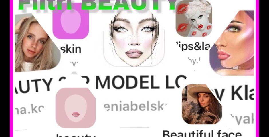 filtry beuty bellezza instagram
