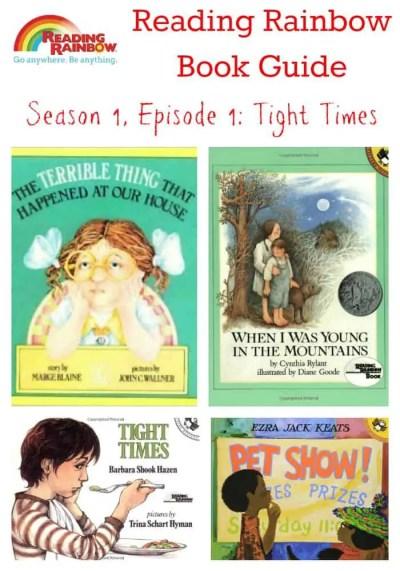 Reading Rainbow Book Guide S1 E1