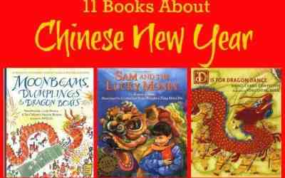 11 Books About Chinese New Year
