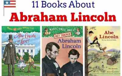 11 Children's Books About Abraham Lincoln