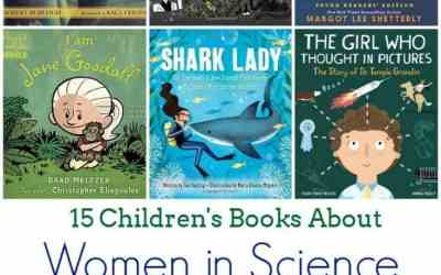 15 Children's Books About Women in Science