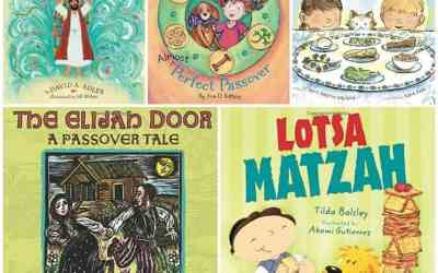 9 Children's Books About Passover