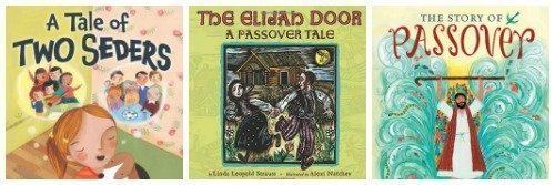 Kids Books for Passover