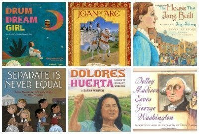 Women's History Month Biographies