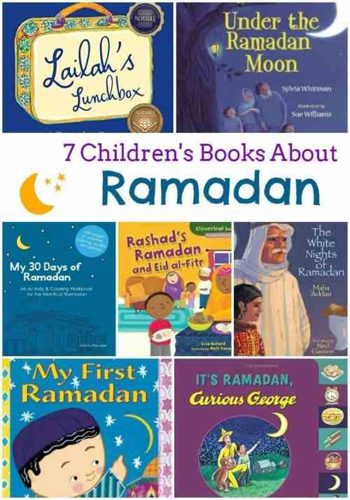 7 Children's Books About Ramadan