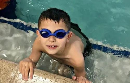 Goldfish Swim School Swimmer