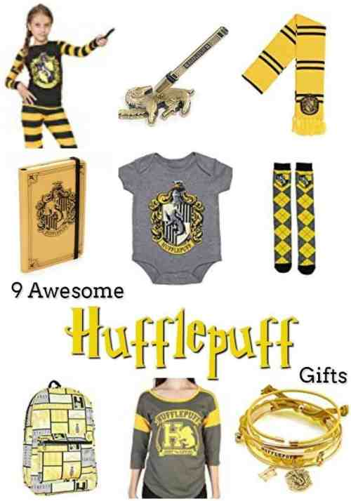 9 Hufflepuff Gifts for Harry Potter Fans