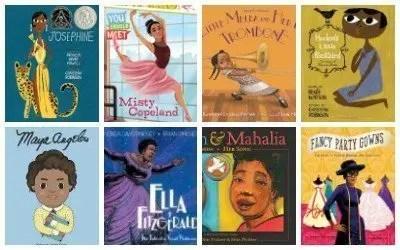 Kids Books About Black Women