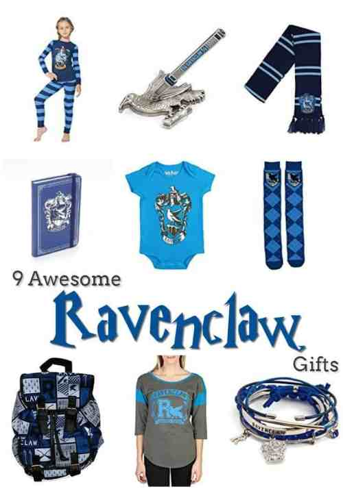 9 Ravenclaw Gifts for Harry Potter Fans