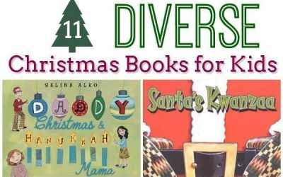 11 Diverse Christmas Books for Kids