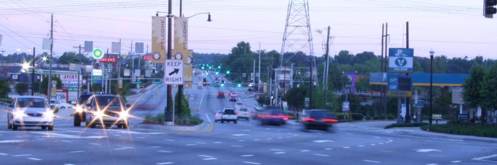Pleasant Hill Green Lights Signals