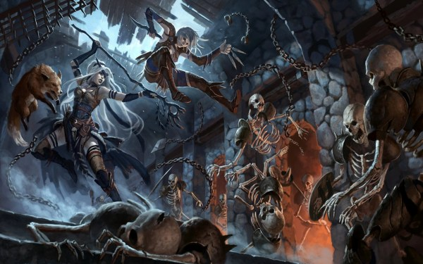 Dungeons And Dragons Events - ' Gametime