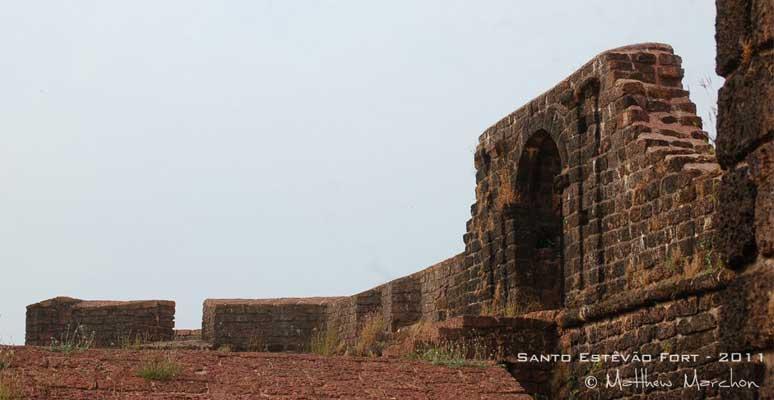 St. Estevam Fort