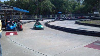 Track II go karting