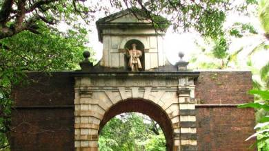 Photo of Viceroy's Arch way to Goa
